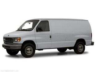 2001 Ford Econoline Wagon XLT Minivan/Van