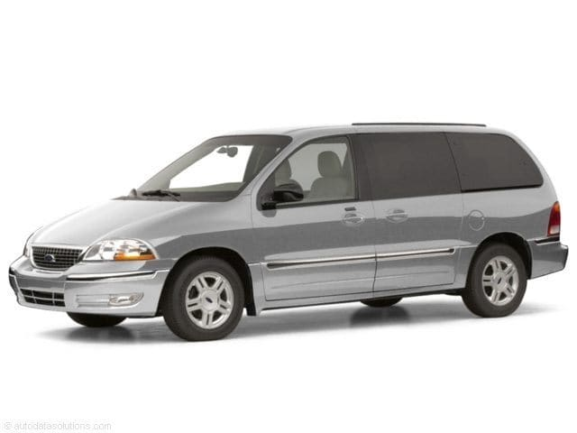 2001 Ford Windstar LX Wagon Wagon V-6 cyl
