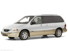 Used 2001 Ford Windstar Wagon Mini-van, Passenger 2FMZA51421BB68995 Naples Florida