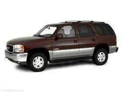 2001 GMC Yukon SLT SUV
