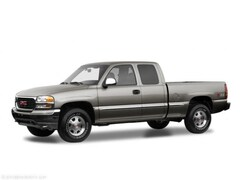 2001 GMC Sierra 1500 Truck Extended Cab