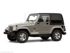 Used 2001 Jeep Wrangler Sport SUV in Greenville, NC