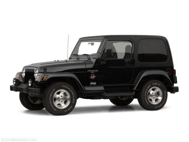 Used 2001 Jeep Wrangler Sahara SUV For Sale Effingham, IL
