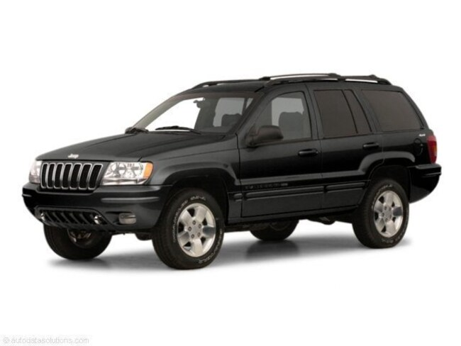 2001 Jeep Grand Cherokee Laredo SUV