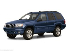 2001 Jeep Grand Cherokee Limited SUV