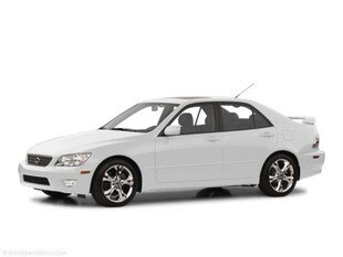 2001 LEXUS IS 300 Base Sedan