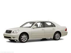 2001 LEXUS LS 430 Base Sedan