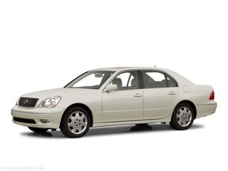2001 LEXUS LS 430 4dr Sdn Sedan