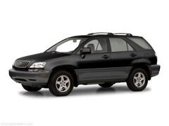 2001 LEXUS RX 300 Base SUV