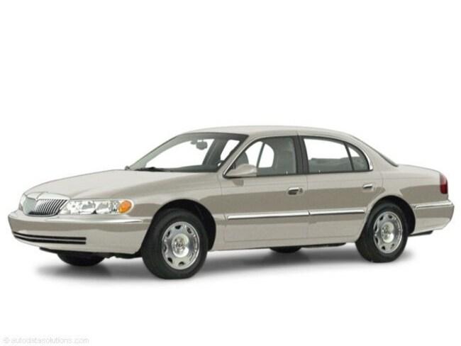 2001 Lincoln Continental Base Sedan