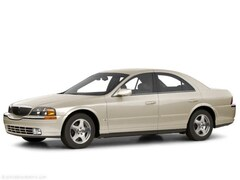 New 2001 Lincoln LS 4H SEDAN for sale in Pine Bluff, AR