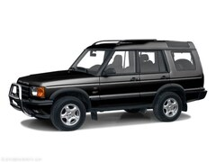 2001 Land Rover Discovery Series II SUV