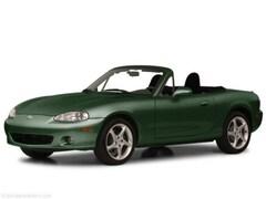 Used 2001 Mazda MX-5 Miata Base Convertible in Jacksonville, FL