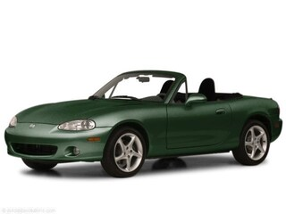 2001 Mazda MX-5 Miata Base Convertible