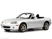 2001 Mazda MX-5 Miata LS Convertible