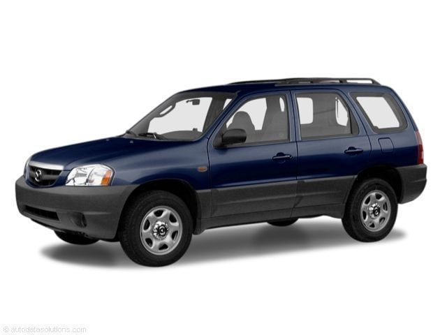 2001 Mazda Tribute DX SUV
