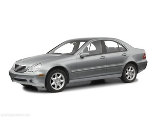 Used 2001 Mercedes-Benz C-Class in San Francisco