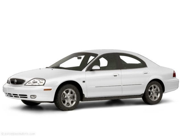2001 Mercury Sable LS Sedan 4 Door Sedan
