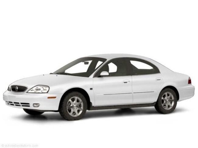 2001 Mercury Sable LS Sedan