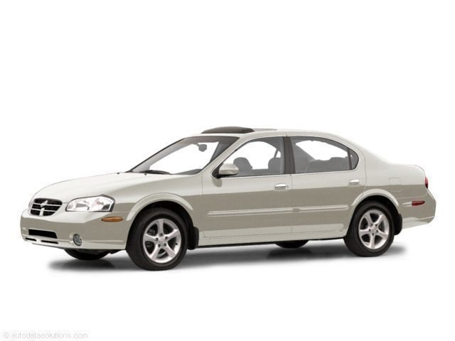 2001 Nissan Maxima Sedan