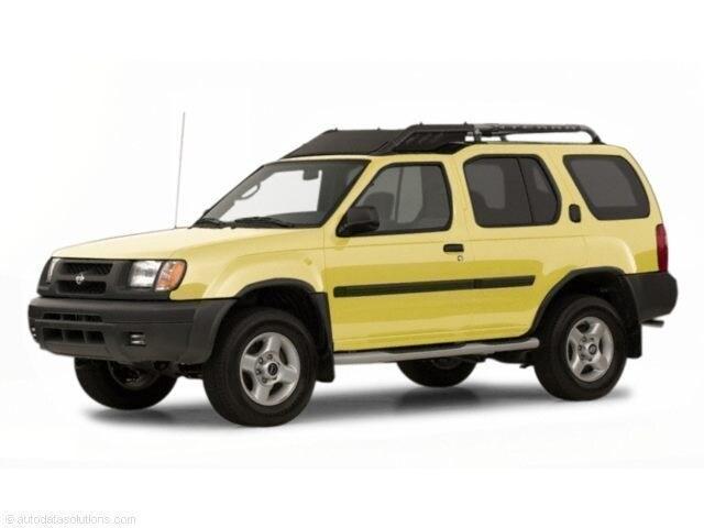 2001 Nissan Xterra XE-V6 SUV