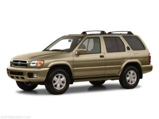 2001 Nissan Pathfinder SE SUV