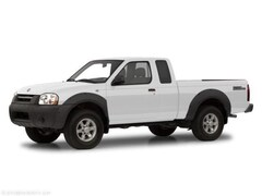 2001 Nissan Frontier XE Truck King Cab