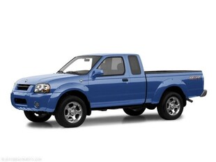 2001 Nissan Frontier XE-V6 Truck King Cab