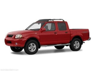 Used 2001 Nissan Frontier Truck near Knoxville, TN