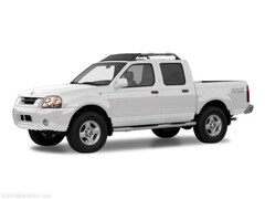 Used 2001 Nissan Frontier XE V6 Truck Crew Cab for Sale in Austin & Georgetown TX
