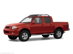 2001 Nissan Frontier 4WD SE SE Crew Cab V6 Auto w/Leather