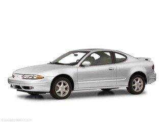 2001 Oldsmobile Alero Coupe
