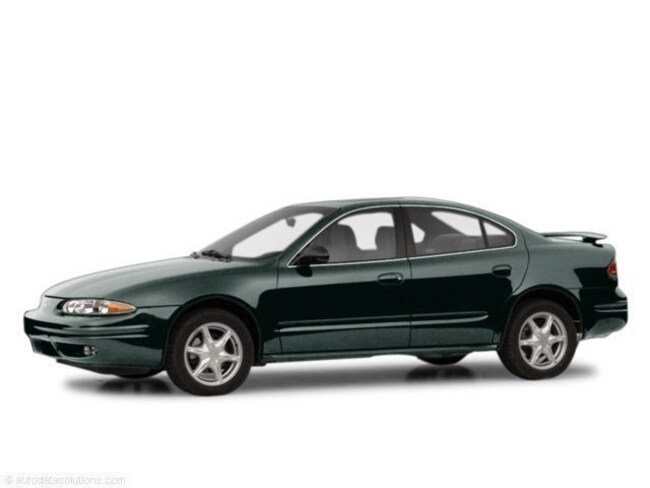Used 2001 Oldsmobile Alero Sedan Collinsville Il C8891c