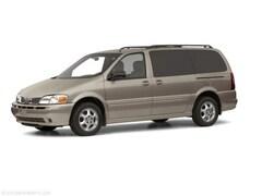 2001 Oldsmobile Silhouette Van