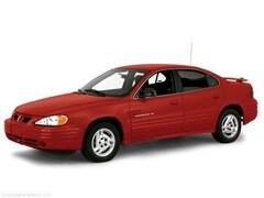 2001 Pontiac Grand Am Sedan
