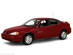 2001 Pontiac Grand Am SE1 Sedan
