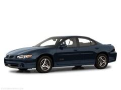 2001 Pontiac Grand Prix GTP Sedan