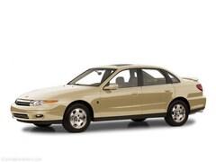 2001 Saturn LS 4dr Car