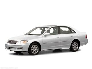 Used vehicles 2001 Toyota Avalon XLS Sedan for sale near you in Southfield, MI