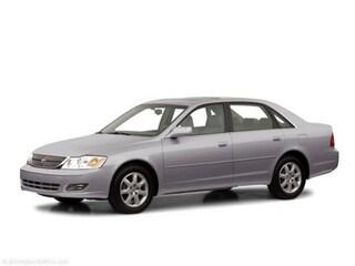 2001 Toyota Avalon XL Sedan