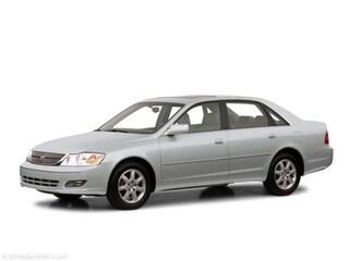 2001 Toyota Avalon Sedan