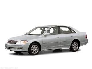 2001 Toyota Avalon XLS Bench Sedan