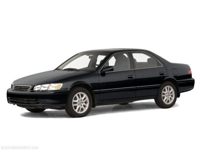 2001 Toyota Camry LE V6 Sedan