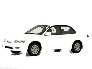 2001 Toyota Corolla S Sedan