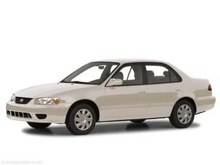 2001 Toyota Corolla LE Automatic Sedan 1NXBR12E81Z540330