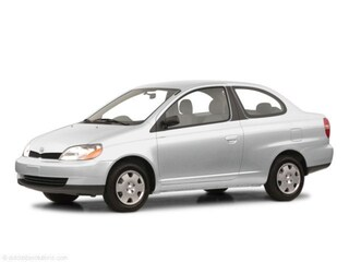 Used 2001 Toyota Echo 2dr Cpe Manual Sedan Medford, OR