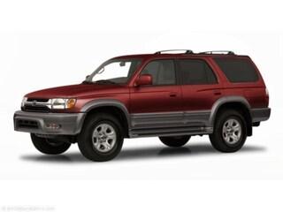 2001 Toyota 4Runner Limited V6 SUV