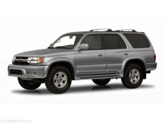 Bargain Used 2001 Toyota 4Runner Limited Sport Utility in Appleton