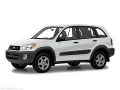 2001 Toyota RAV4 Base SUV