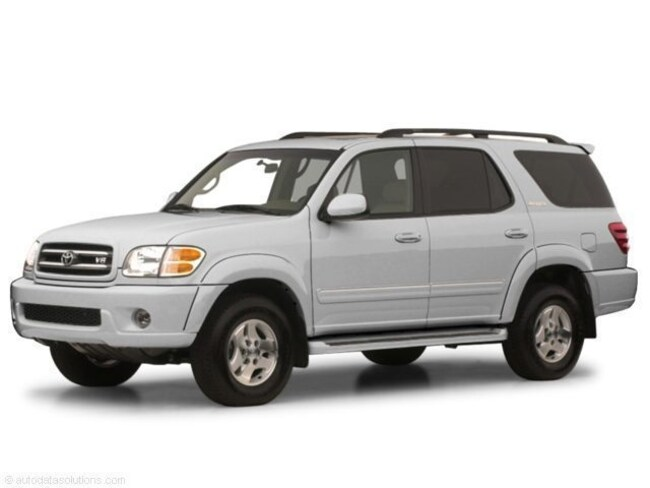 2001 Toyota Sequoia Limited SUV